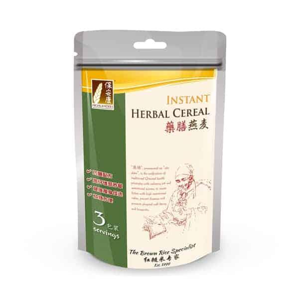 Instant Herbal Oats 3s