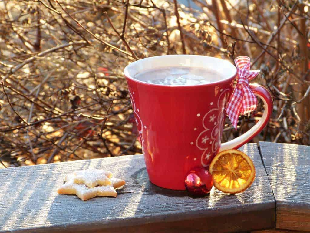 Brown Rice Tea Latte